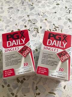 PGX Daily (Singles)