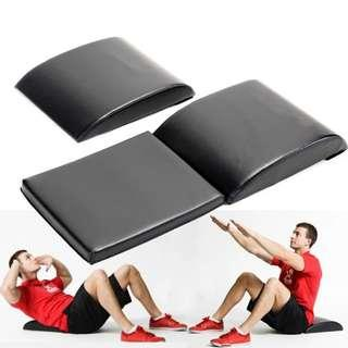 Ab mat (Leather) for Defined Abs (can use as sit up mat)