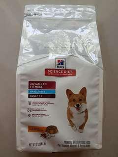 Hill's® Science Diet Adult Advanced Fitness Original Small Bites Dry Dog Food (2Kg)
