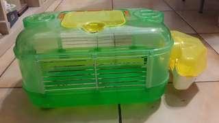 日本鼠之寵愛籠