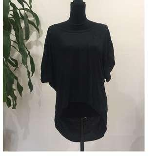 BRAND NEW Agent Ninety Black Tunic Dress