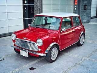 老咪 Austin Mini 1993 自拍1.3 全車如新