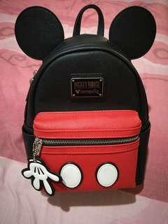 (Updated price) BNew Mickey Mouse Loungefly Mini Backpack