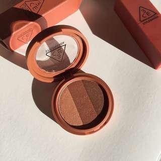 3CE triple shadow #swoon
