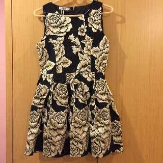 BRAND NEW Glitter Short Dress