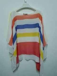 Carven Ong Batwing blouse