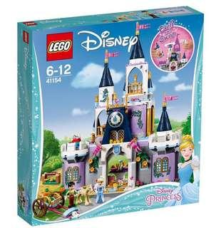 Lego 41154 Disney Cinderella's Dream Castle