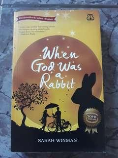 When God Was a Rabbit - Sarah Winman