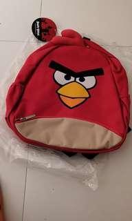Angry bird背包