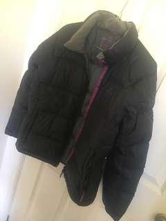 Size 10 Kathmandu duck down jacket