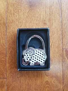 Elephant Bag Hook