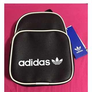 Instock Adidas Mini Backpack / Sling Bag / 2 Ways Bag
