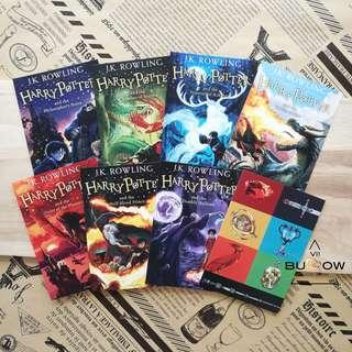 Harry Potter 8pcs in Pack Postcards - 2014 (With front+back)