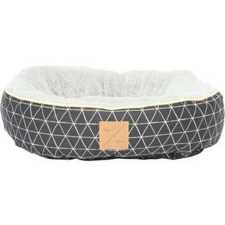 Mog & Bone Four Seasons Reversible Cat Bed - Pitch Triangle