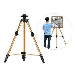 Aluminum Painting Tripod Stand Adjustable with carrying bag