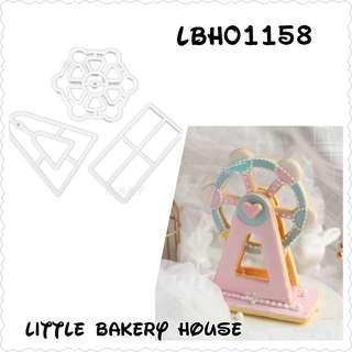 Bakery LBH01158 cookies mold