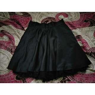 [Forever21] Ballerina Skirt (Black)