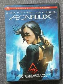 Aeonflux DVD science fiction