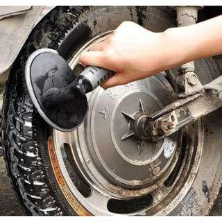 輪胎刷車胎邊刷