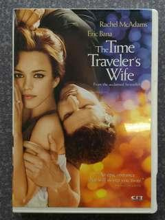 Time traveler's wife DVD romance science