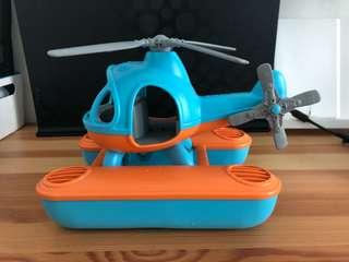Green Toys Water Plane