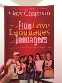 The Five Languages of Teenagers