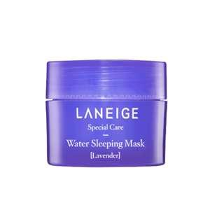 LANEIGE Water Sleeping Mask (Lavendar) 15ml