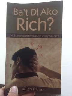 Bakit Di Ako Rich?