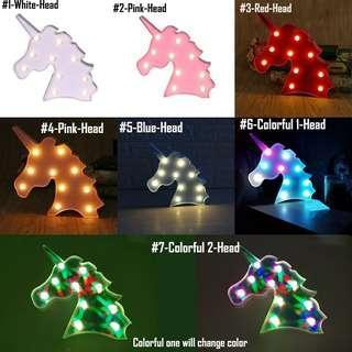 3D DECORATIONS LAMP