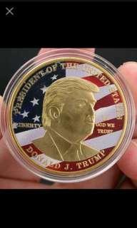 🚚 川普記念幣