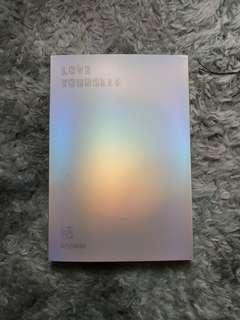 WTS BTS Love Yourself Answer F Version