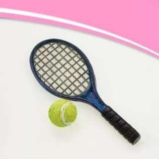 Miniature Tennis set