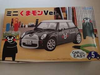 Fujimi mini kumamon version 1:24模型車