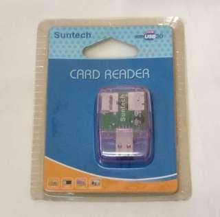 Suntech Card Reader 讀咭器 (100% new) all in one