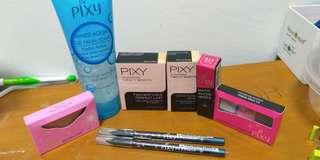 Set make up pixy