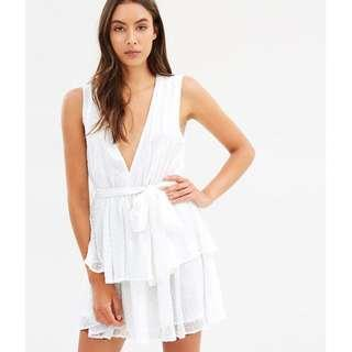 💎 Lioness Summer Fling Dress White