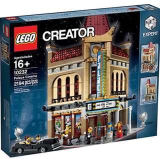 Lego Volkswagen 10220, Palace Cinama 10232