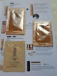 Orbis U 3 Pc Sampling Kit