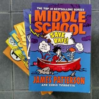 James Patterson - Middle School