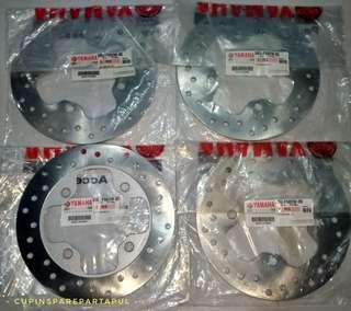 Disc 125z  Yamaha Original Thailand ( Belakang )