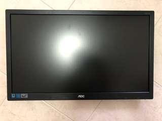 FOR SALE - AOC E2370S monitor x 3