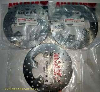 Disc Y15z Yamaha Original Thailand ( Belakang )