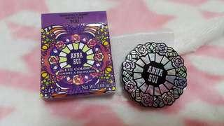 Anna Sui Eye Shadow (閃粉黑) Brand new