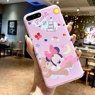 PREORDER - Disney Friends Sleeping Disney iPhone Soft Case