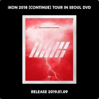 iKON DVD in Seoul P/O