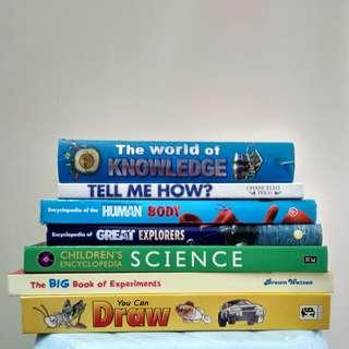 Knowledge & Science Books