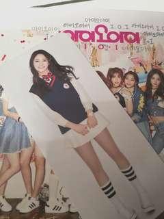 【WTS / WTT】I.O.I Debut Album《Chrysalis》Kyulkyung Photocard