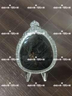 魔魔小舖 泰國佛牌:龍普嘎龍(龍普卡隆) 佛曆2550年 龍普托自身法相牌(黑灣特大模版)