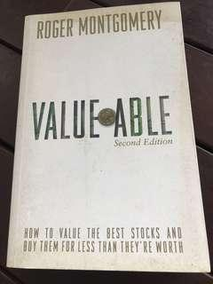 Valuable by Roger Montgom