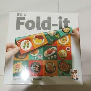 Fold-It Board Game